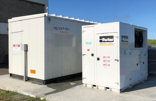 Custom Energy Storage System