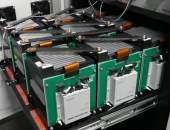 Industrial Behind the Meter Energy Storage Battery Rack