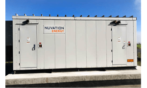 Grid Attached Energy Storage