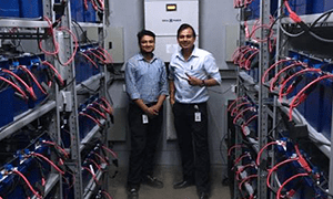 Solar Plus Storage in India