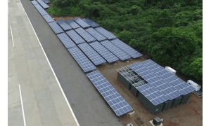 uGrid for Solar Powered Resort